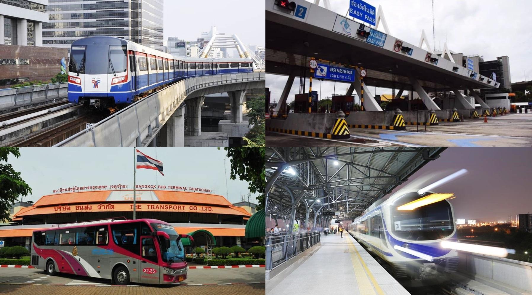 BTS MRT ของฟรี ทางด่วน บริการฟรี รถไฟฟ้าบีทีเอส รถไฟใต้ดิน วันสงกรานต์ สนามบินดอนเมือง สนามบินสุวรรณภูมิ เที่ยวสงกรานต์