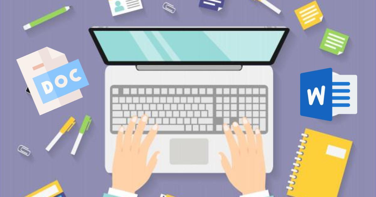 Microsoft Word การเขียนรายงาน เทคนิคการเรียน